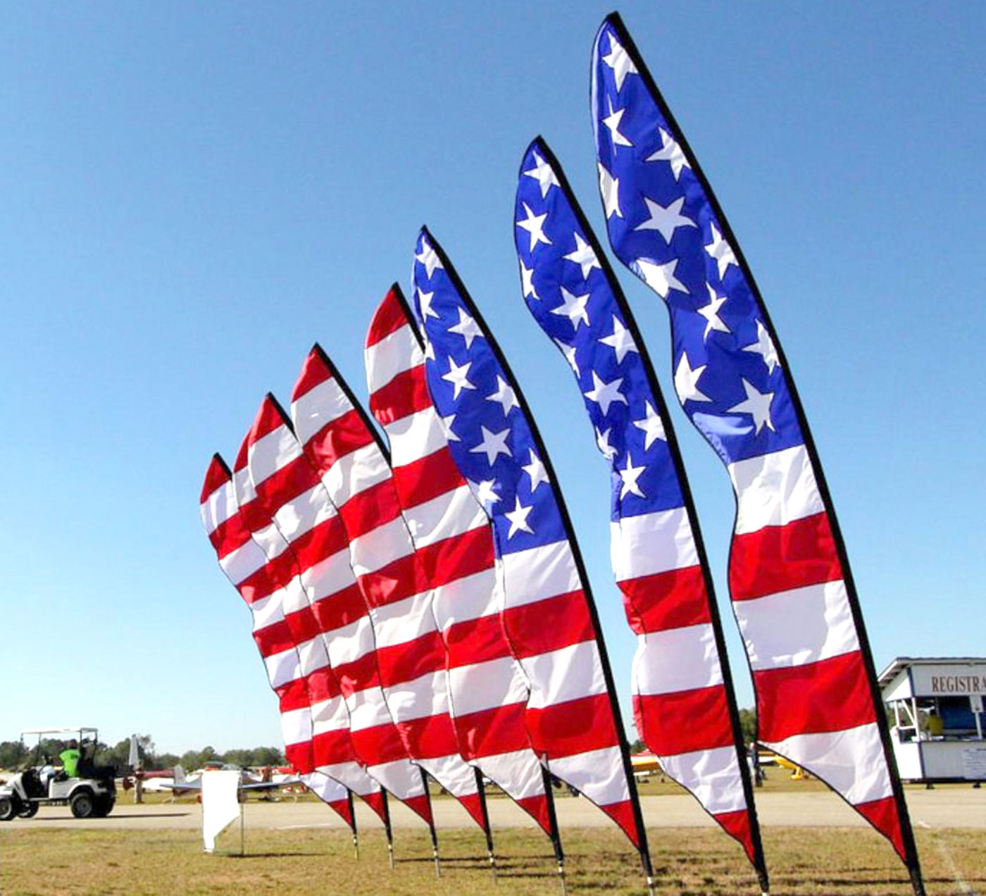 Flag Banner - US wholesale & manufacturers news
