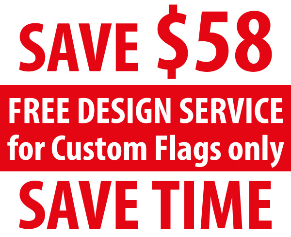 Custom Feather Banners & Feather Flags Double Sided | Cheap + FREE Ship USA!